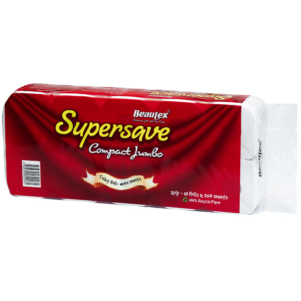 Beautex-Supersave-Compact-JumboToilet-Roll